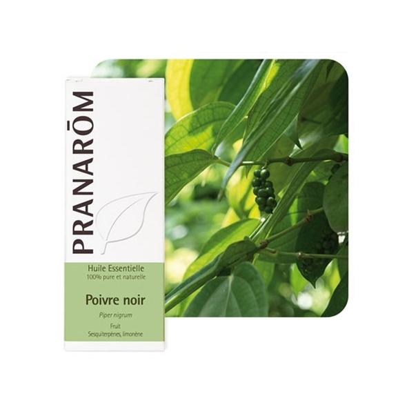 Huile essentielle poivre noir - Pranarôm