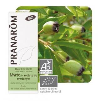 Huile essentielle acétate de myrtenyle bio - Pranarôm