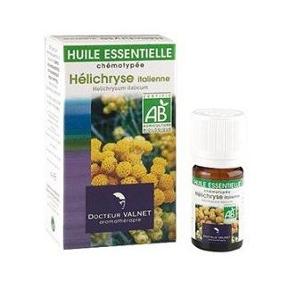 Dr. Valnet - Huile essentielle d'hélichryse italienne - 5 ml