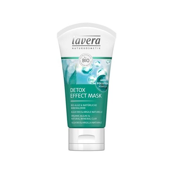 Masque détox anti-pollution Lavera