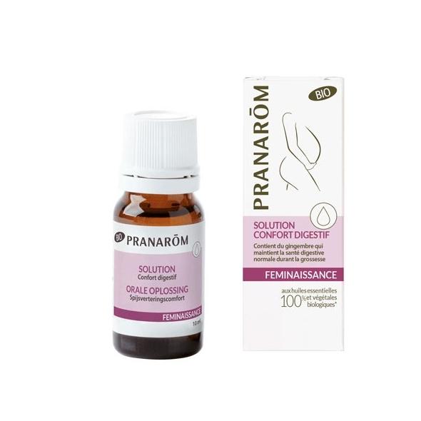 Solution Confort Digestif - Feminaissance - Pranarôm