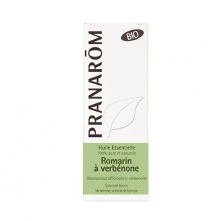 Huile essentielle de Romarin à verbénone bio - 5 ml