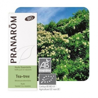 Huile essentielle de Tea Tree bio Pranarôm