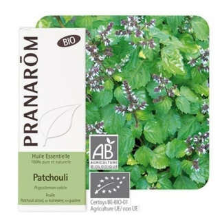 Huile essentielle patchouli bio - Pranarôm
