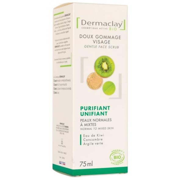 Gommage Doux Visage Purifiant Unifiant - 75 ml