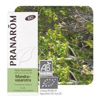 Huile essentielle bio de Mandravasarotra - 10ml