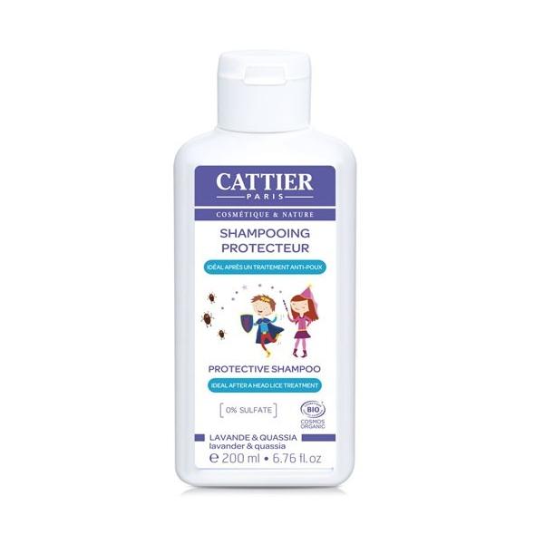 Shampoing protecteur Cattier