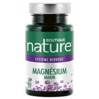 Magnésium marin - Système nerveux - 90 gélules