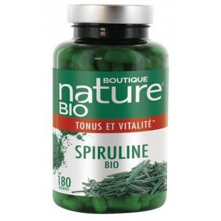 Spiruline bio - Tonus - 180 gélules