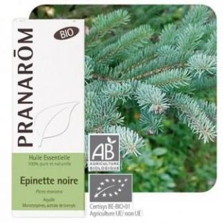 Huile essentielle d'Epinette noire bio (épicéa noir) - 10 ml