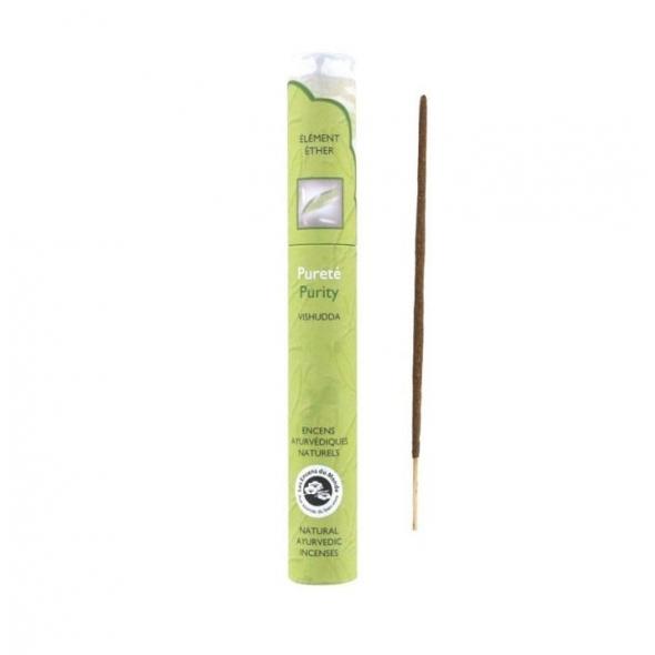 Encens ayurvédique Pureté -16 bâtonnets