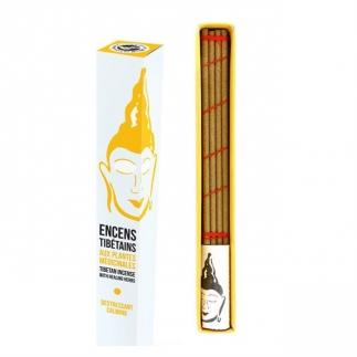 Encens tibétains - Destressant - 16 bâtonnets