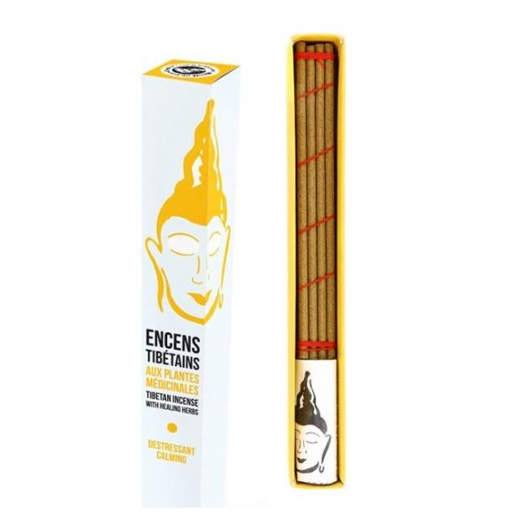 Encens tibétains - Lotus Destressant - 16 bâtonnets