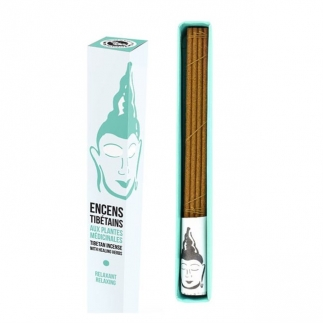 Encens tibétains - Relaxant - 16 bâtonnets