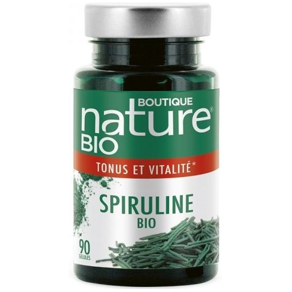 Spiruline bio - Tonus - 90 gélules