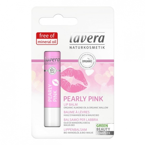 Baume à lèvres Pearly Pink - 4.5g