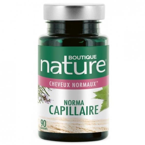 Norma-capillaire - Vitalité du cheveu - 90 comprimés