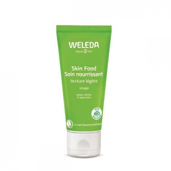 Soin nourrissant texture légère - Skin Food - Weleda