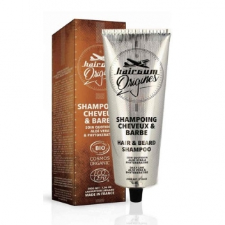 Shampoing barbe & cheveux - Hairgum Origines
