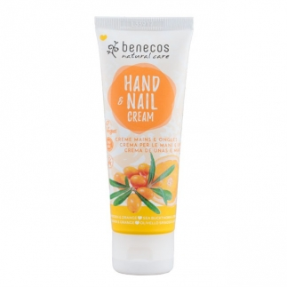 Crème mains & ongles - Argousier et orange - 75ml