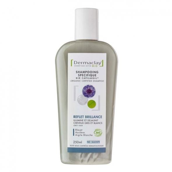 Shampooing Reflet et Brillance - Dermaclay