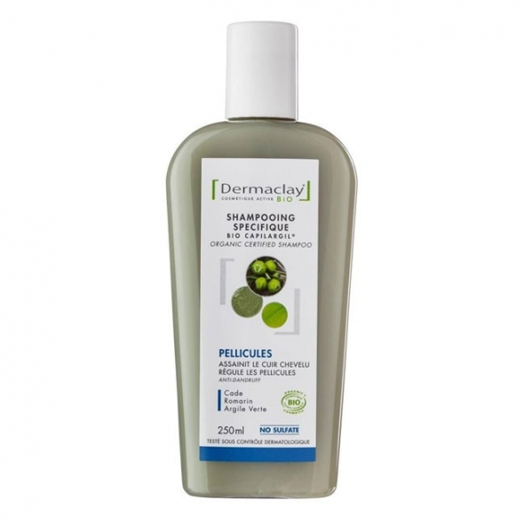 Shampooing Anti-pelliculaire -Dermacaly