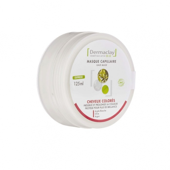 Masque Capillaire Cheveux colorés - 125 ml