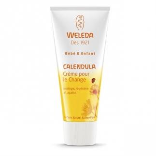 Crème pour le change - bébé - Weleda
