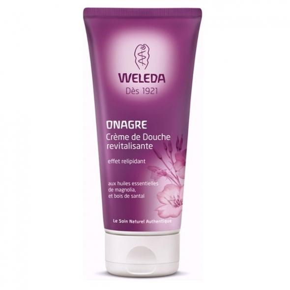 Crème de douche - Revitalisante à l'Onagre - Weleda