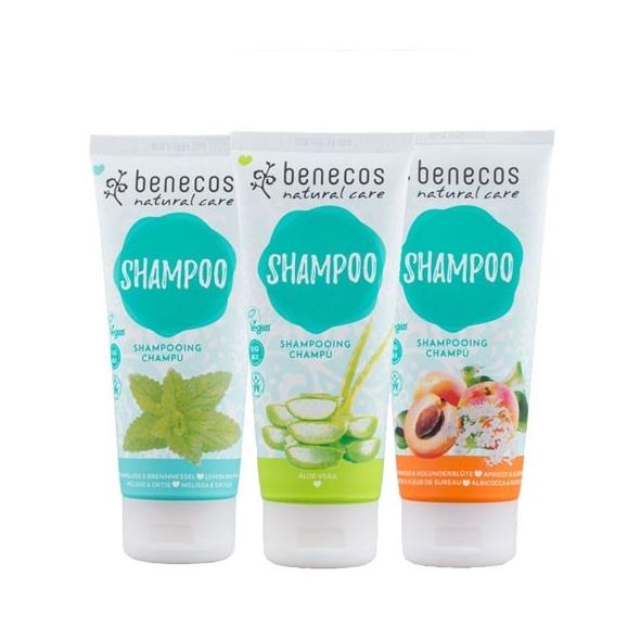 Shampoing naturel - Bencos