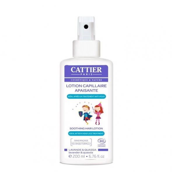 Lotion capillaire apaisante Cattier