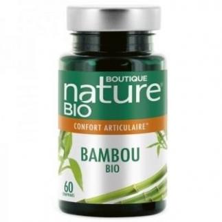Bambou Tabashir Bio - Articulations - 60 comprimés