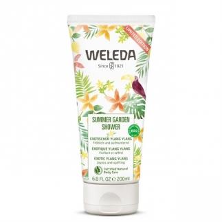 Gel douche - Summer Garden Shower - Weleda