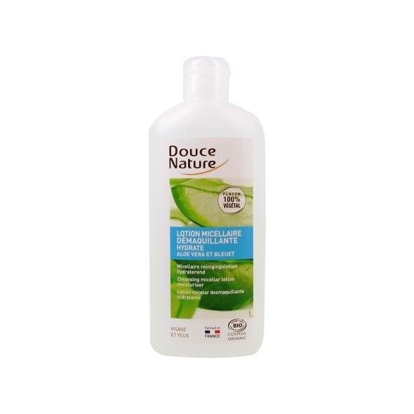 Lotion micellaire démaquillante - Aloe vera - 250 ml