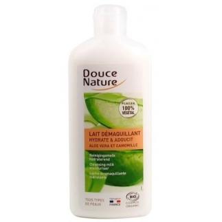 Lait démaquillant Hydratant Aloe Vera et Karité - 250 ml