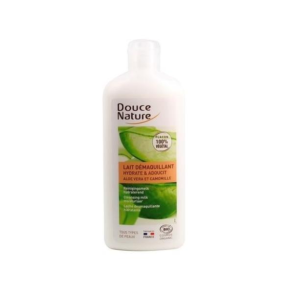 Lait démaquillant Hydratant Aloe Vera et Camomille - 250 ml