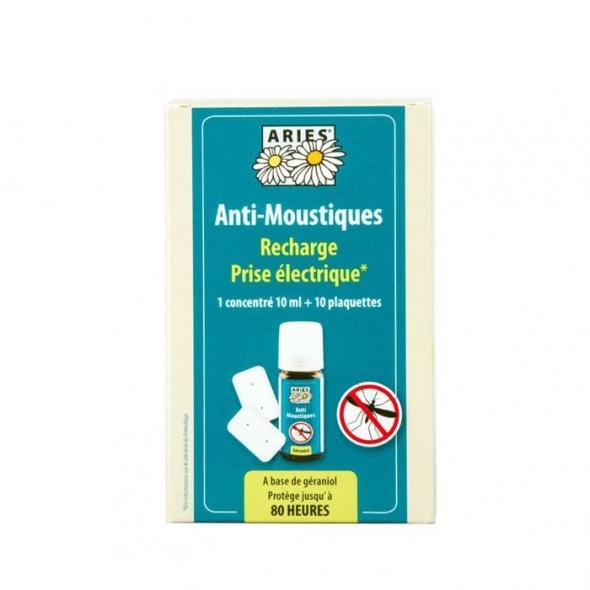 Recharges prise anti-moustiques