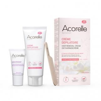 Crème Dépilatoire Visage & Zones sensibles Acorelle