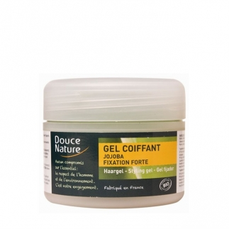 Gel coiffant fixation forte bio Douce Nature