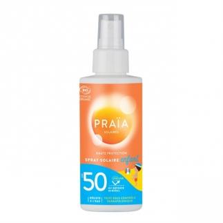 Spray solaire enfant SPF 50 – Visage et corps - Praïa
