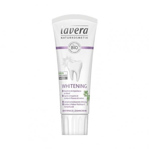 Dentifrice blancheur Lavera
