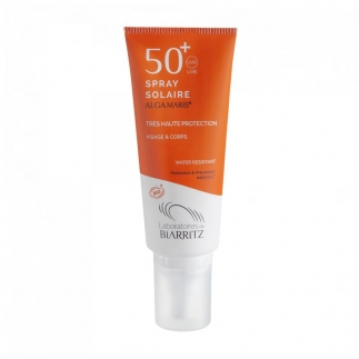 Spray solaire SPF 50+ Algamaris