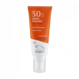 Spray solaire SPF 30 Algamaris