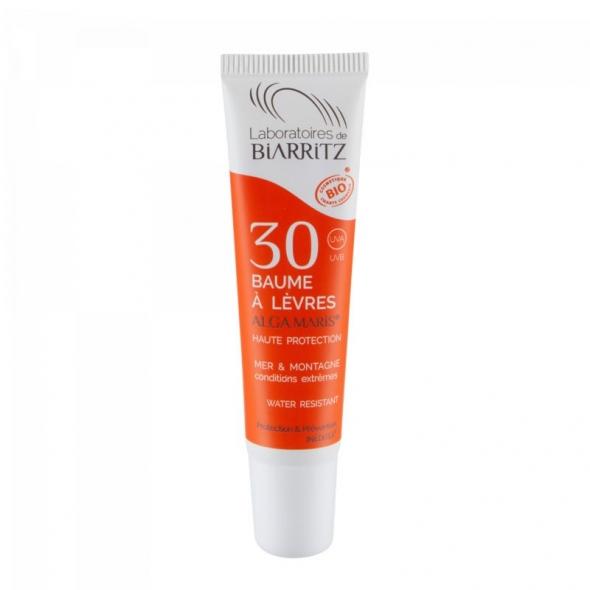 Baume à lèvres protecteur SPF30 Algamaris