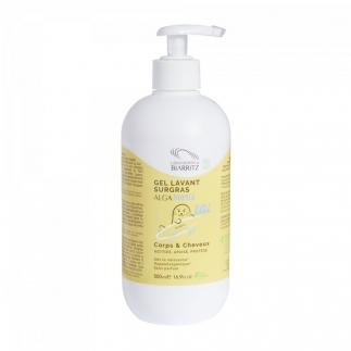 Gel lavant surgras bébé – Alga Natis - 500 ml