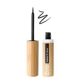 Eyeliner feutre rechargeable - Noir - 4,5g
