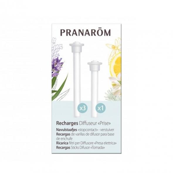 Kit de recharge pour prise diffuseur Pranarom