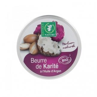 Beurre de karité à l'Argan Boutique Nature