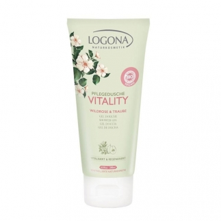 Gel douche Vitality - Rose & raisin - 200 ml