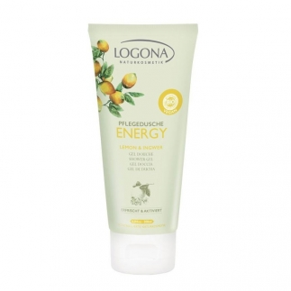 Gel douche Energy - Citron & Gingembre - 200 ml